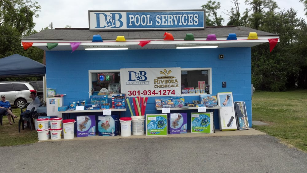 D & B Pool Service: 30135 Three Notch Rd, Charlotte Hall, MD