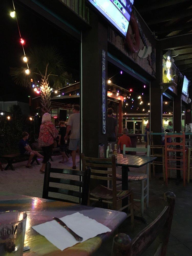 Hippo Restaurant Myrtle Beach