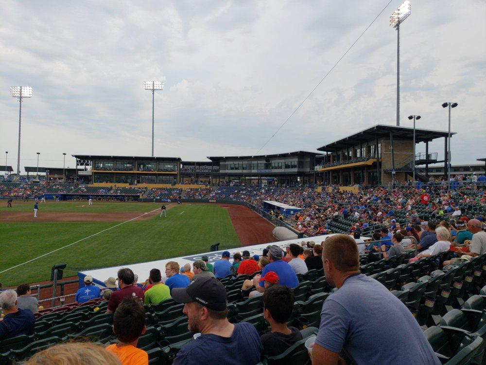 Social Spots from Werner Park