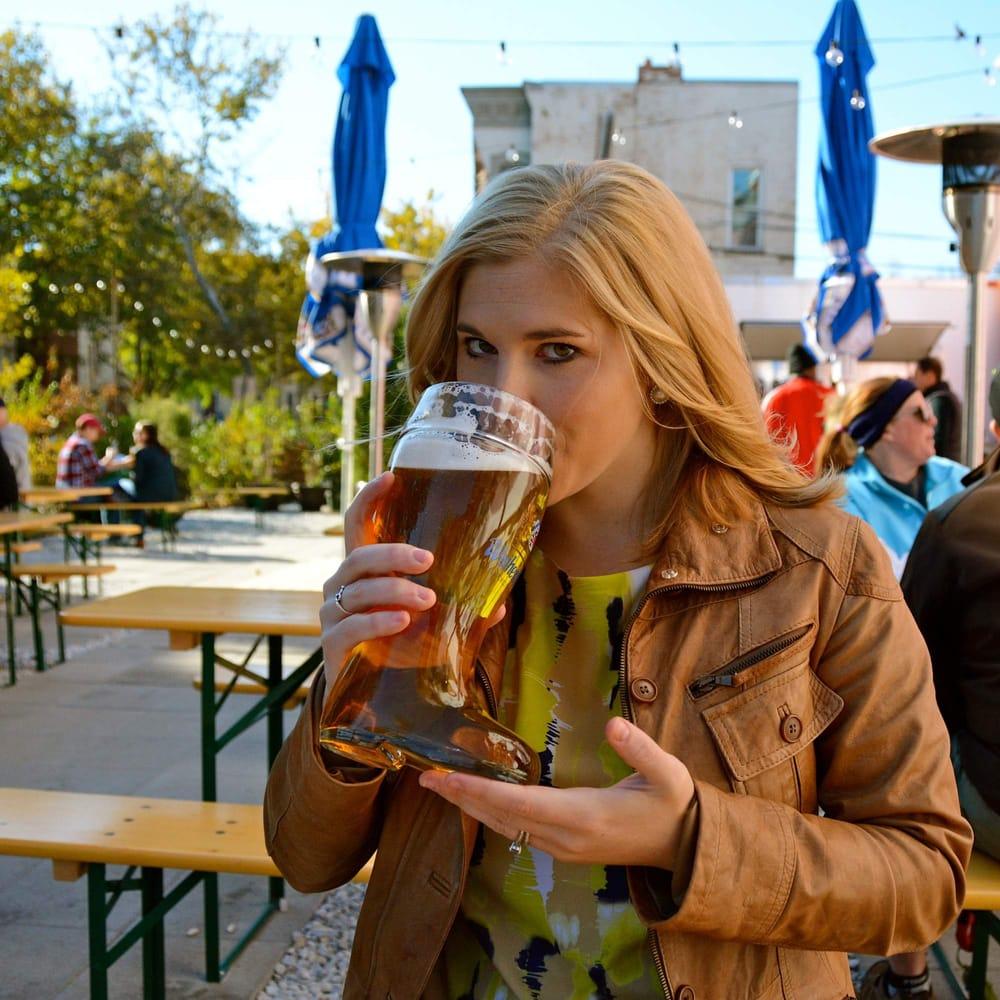 Photo Of Dacha Beer Garden   Washington, DC, United States