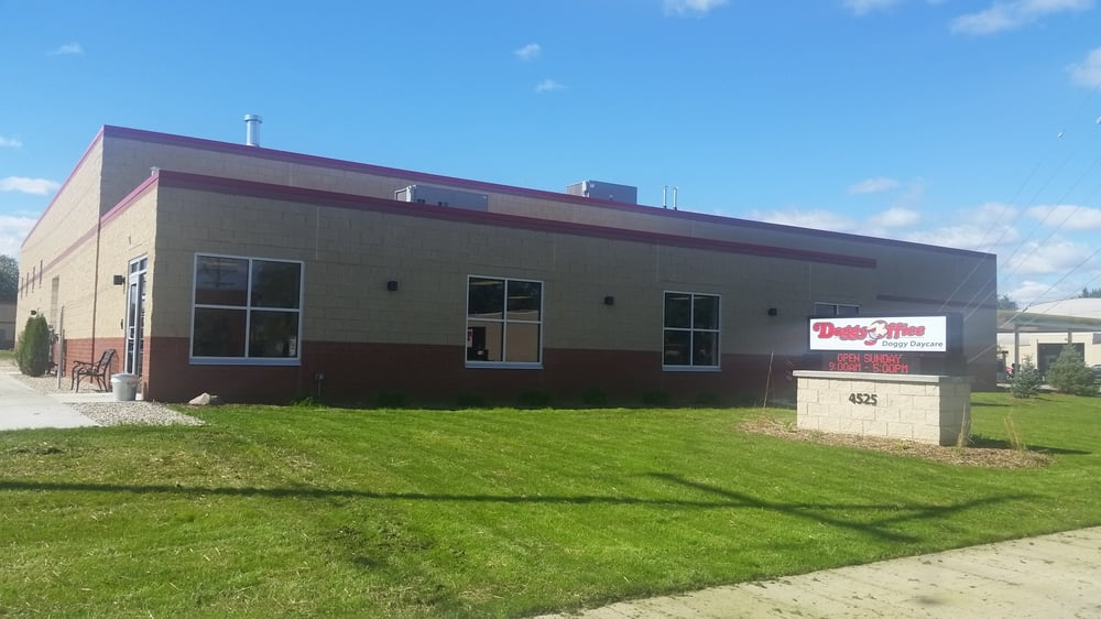 Doggy Office: 4525 N 124th St, Butler, WI