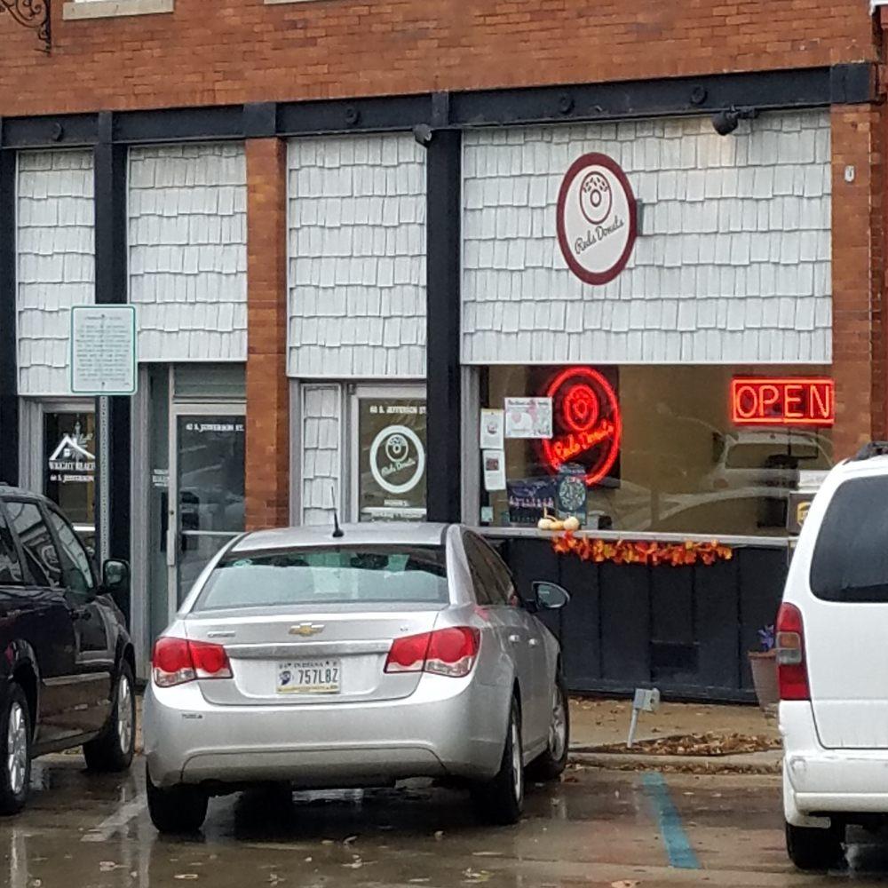 Reds Donuts: 60 S Jefferson St, Danville, IN