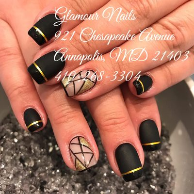 Glamour Nails 921 Chesapeake Ave Annapolis, MD Unknown - MapQuest