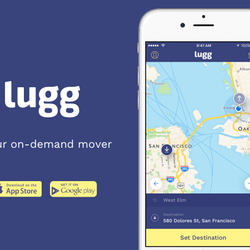 lugg app los angeles