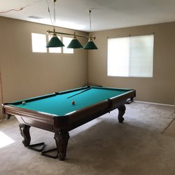 Expert Pool Table Moving Recovering Photos Reviews - Pool table movers near me