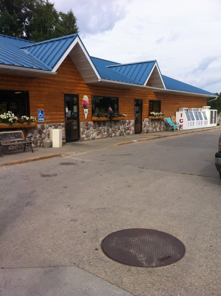 Max Mini Store: 50758 State Highway 46, Squaw Lake, MN
