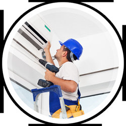 On The Mark Heating & Air Conditioning - Heating & Air