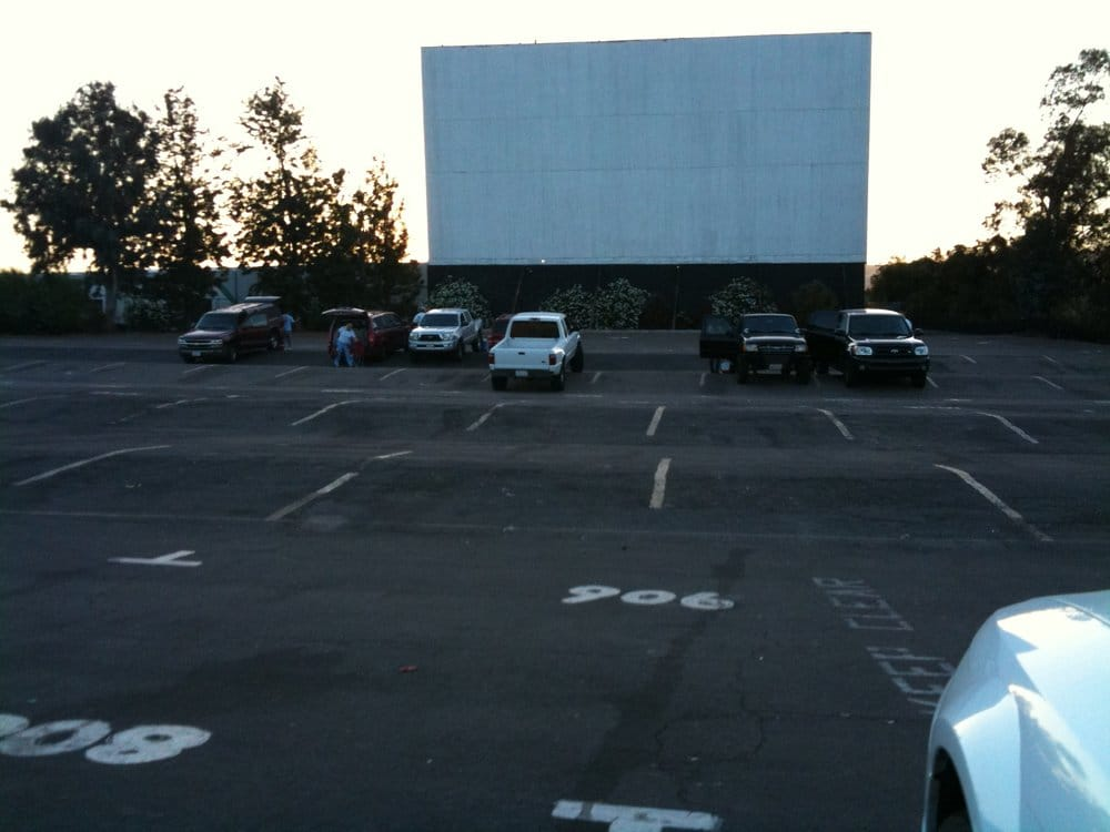 the larger of the two theaters yelp