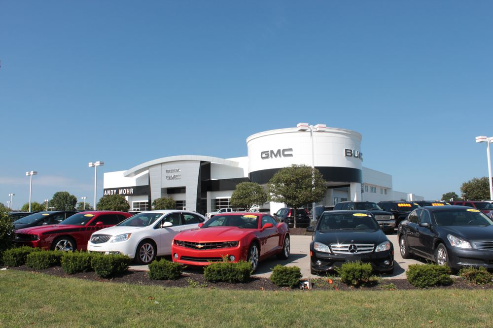 Andy Mohr Gmc >> Andy Mohr Buick Gmc 14 Photos 52 Reviews Car Dealers