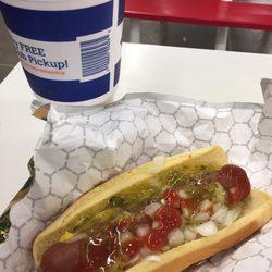 Calories Sams Club Hot Dog