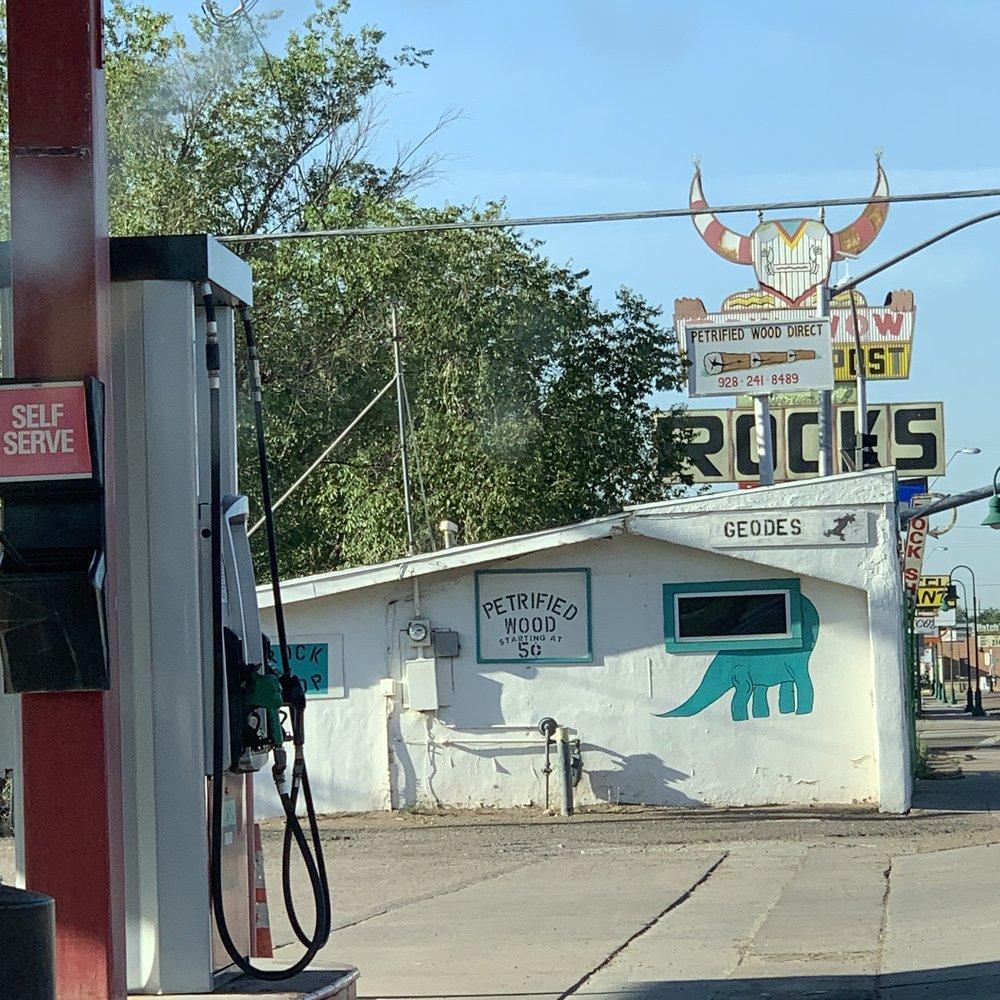 Super Fuel: 866 Navajo Blvd, Holbrook, AZ