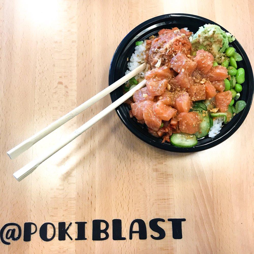 Poki Blast