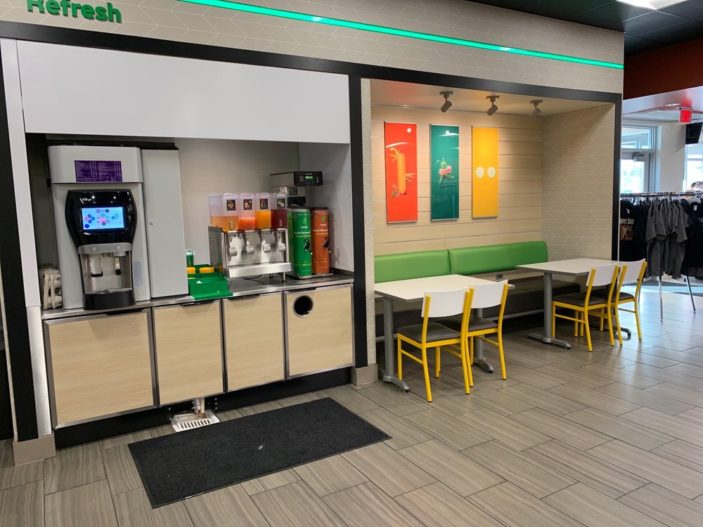 Subway: 12683 White Hills Rd, Willow Beach, AZ