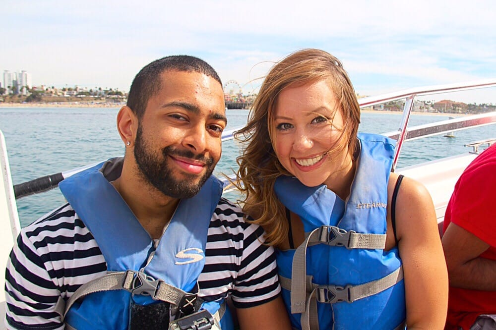 Marina Del Rey Parasailing: 13717 Fiji Way, Marina Del Rey, CA
