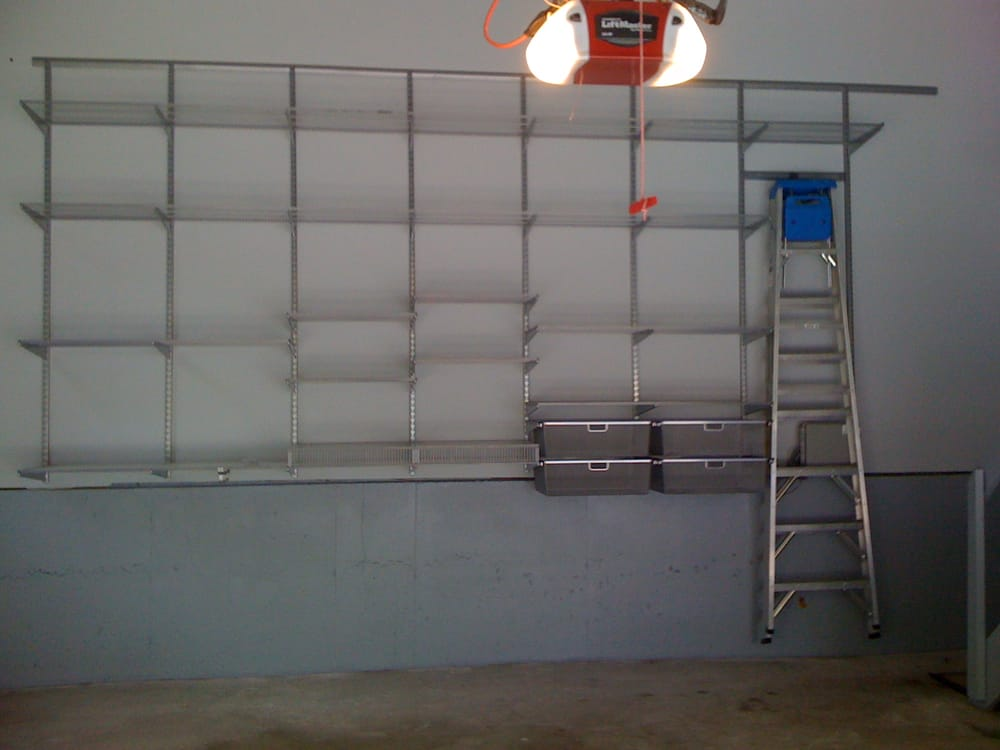 garage storage solutions maximize your garage storage with elfa shelving and 15747