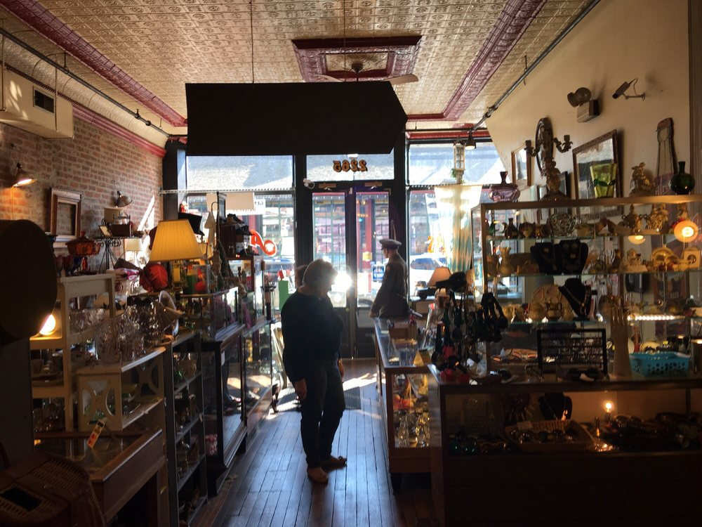 Antiques On the Market: 2265 Market St, Wheeling, WV