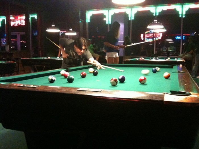 Slick Willie S Family Pool Hall Closed 13 Reviews Pool Snooker Hall 1509 S Lamar Blvd