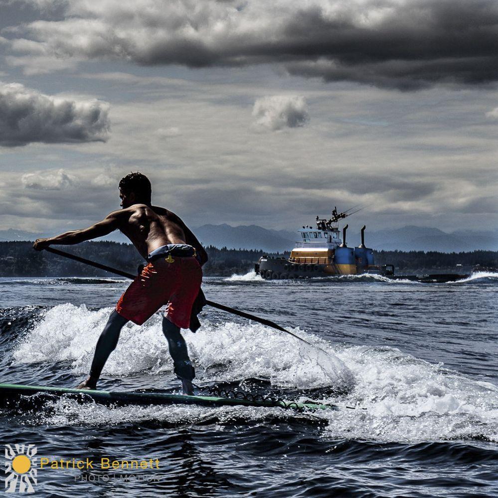 Salmon Bay Paddle: Seattle, WA