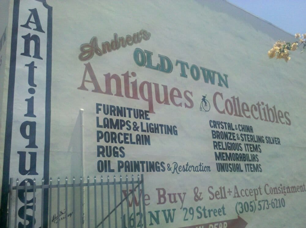 Andrea's Old Town Antiques
