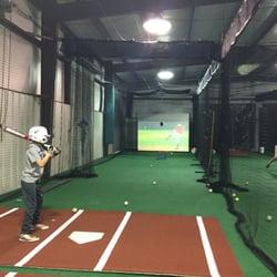 HIT! Indoor Training Center - 22 Photos - Batting Cages - 1544 ...