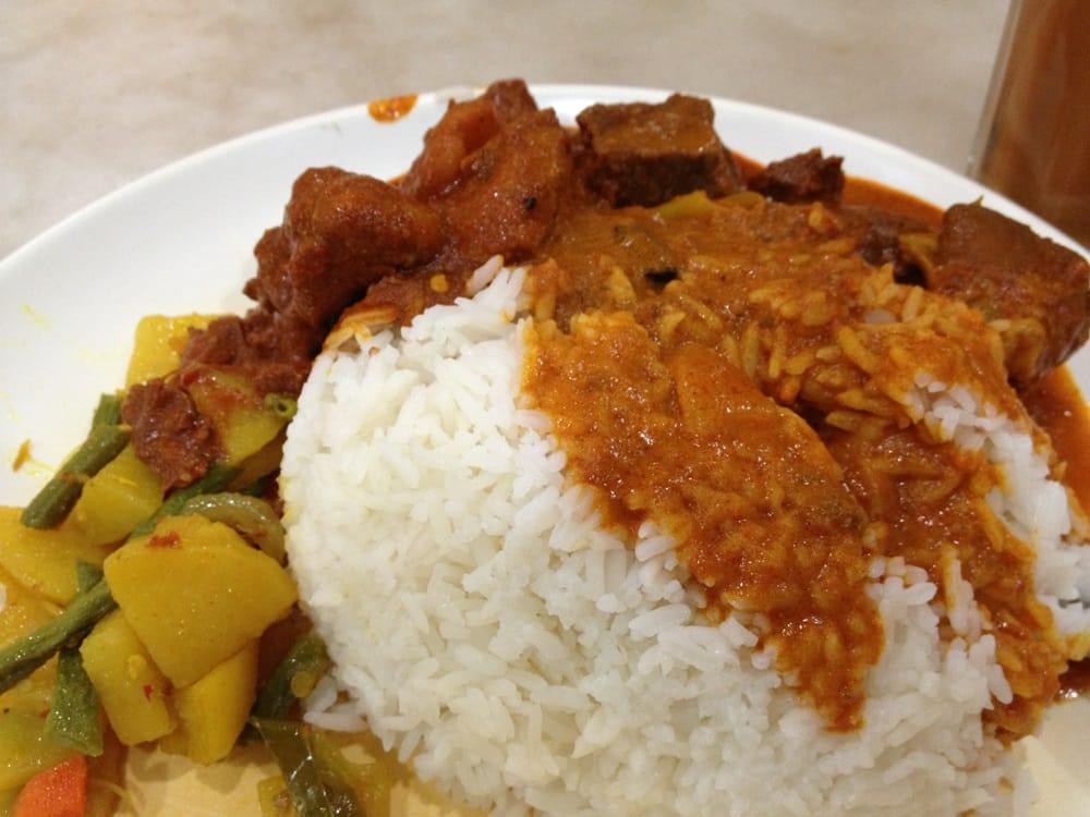 Indian Restaurant Near Raffles Place