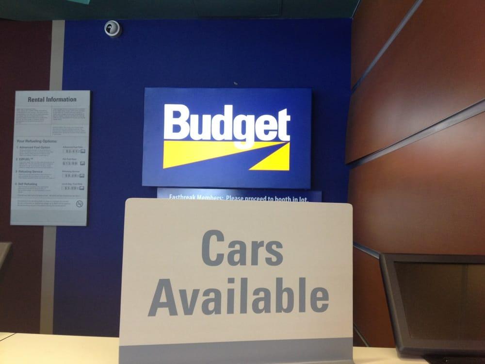 Budget Car Rental At Little Rock Airport