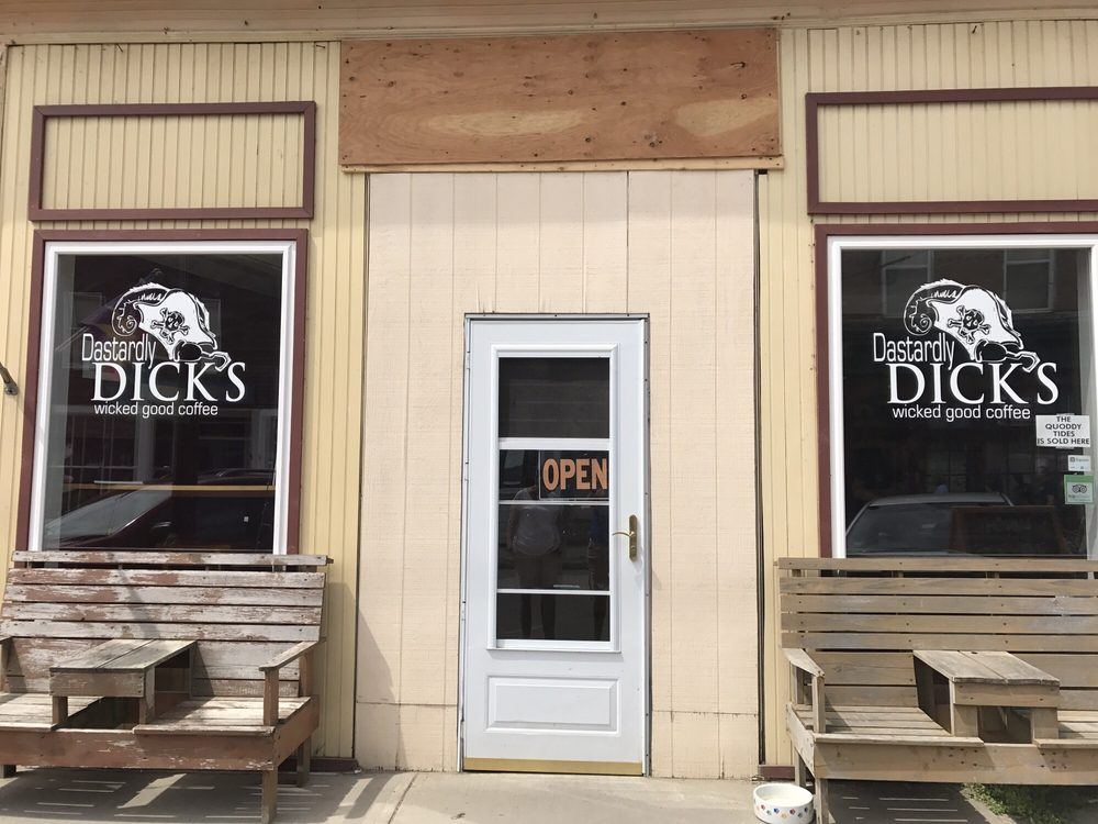 Dastardly Dick's: 62 Water St, Eastport, ME