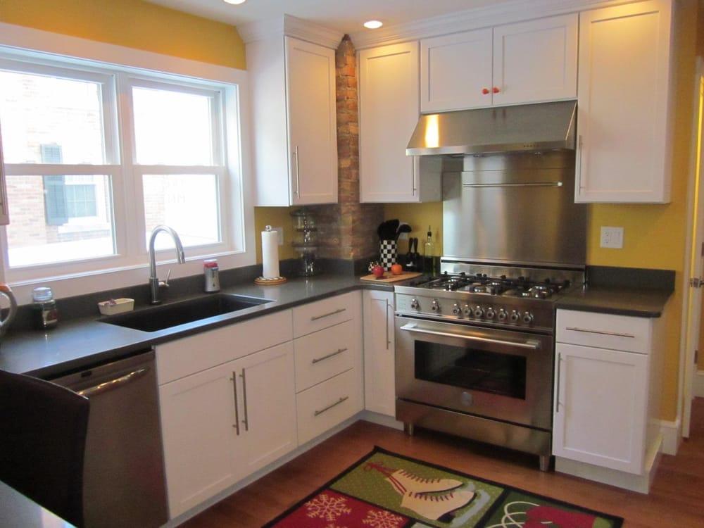 Photo Of Lakeside Kitchen Design   Penn Yan, NY, United States. The Brick