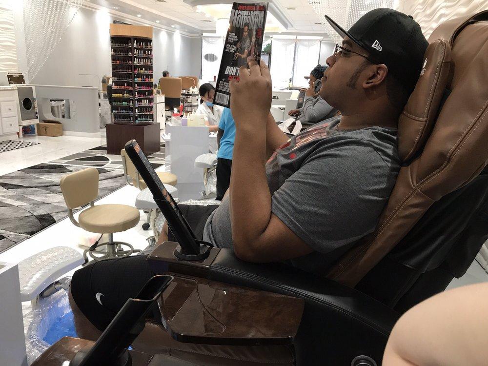 LD Nails & Spa: 13322 Hwy 90, Boutte, LA