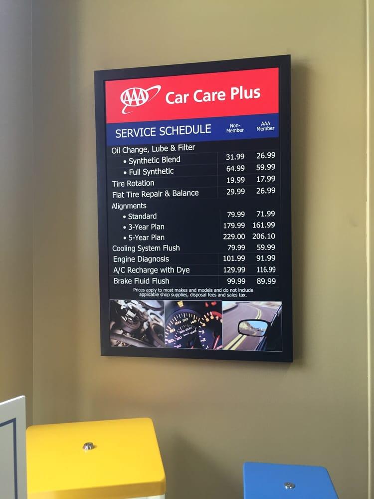 AAA Car Care Plus: Grandview