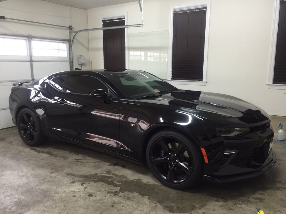 2016 Camaro Ss Tinted Windows Clear Xpel Clear Paint