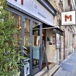 M de Monbadon - Bordeaux, France. Le M qu'on aime.