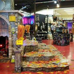 photo of spirit halloween concord ca united states view walking into store