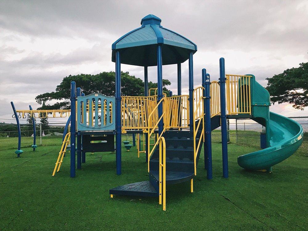 Mayor Hannibal Tavares Community Center & Upcountry Pool Parks: 91 Pukalani Ave, Makawao, HI