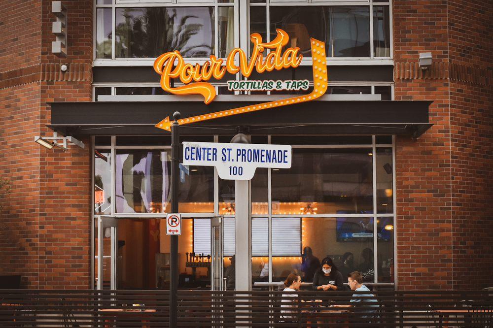 Pour Vida Tortillas & Taps: 215 S Anaheim Blvd, Anaheim, CA