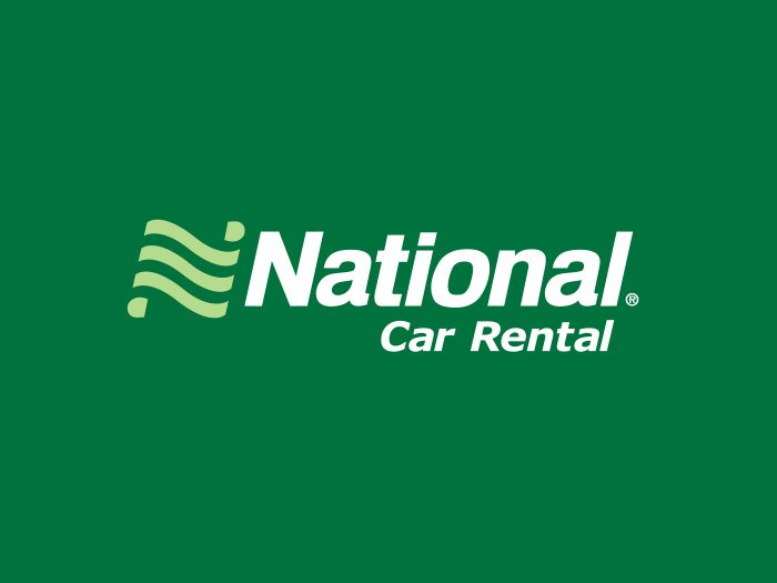 National Car Rental: 1001 W Kennedy Blvd, Tampa, FL