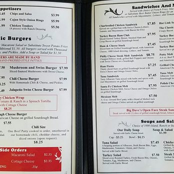 Amy S Cafe La Mirada Menu