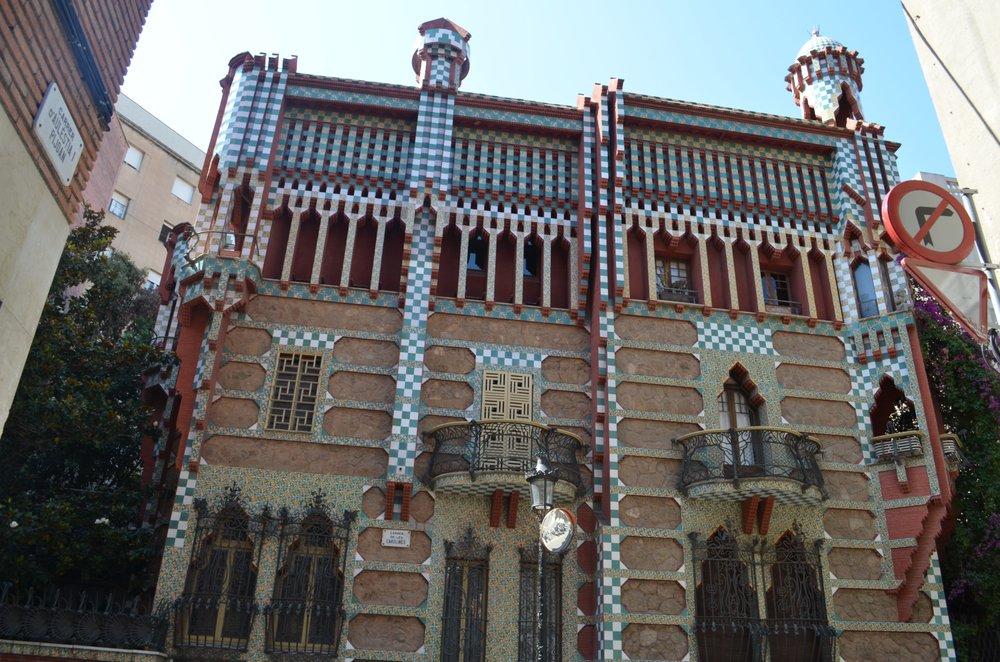 Casa vicens 10 foto monumenti luoghi storici e d for Case di cracker di florida