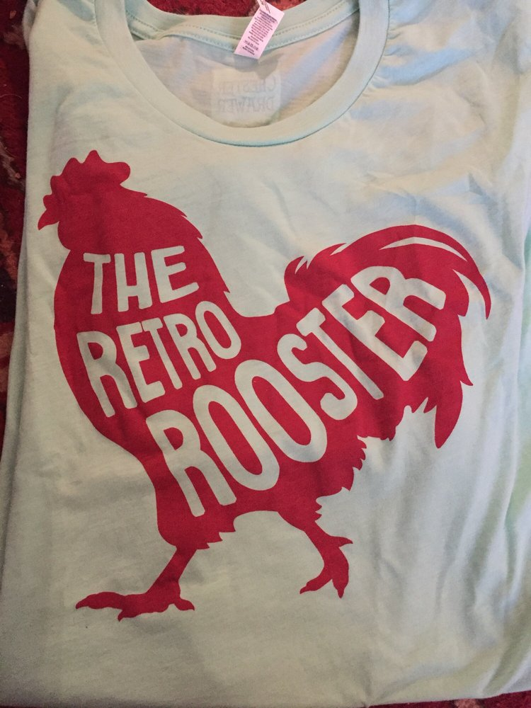 The Retro Rooster: 125 S Market St, Holly Springs, MS