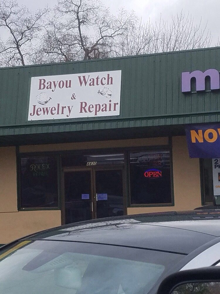 Bayou Watch Repair: 4430 Youree Dr, Shreveport, LA