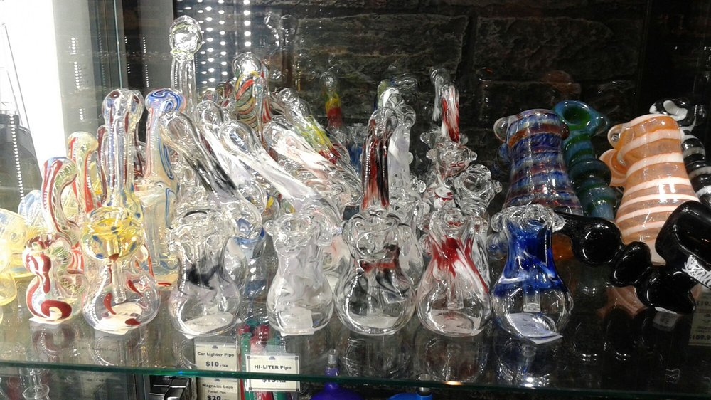 The Cave Smoke Shop: 1250 Newell Ave, Walnut Creek, CA