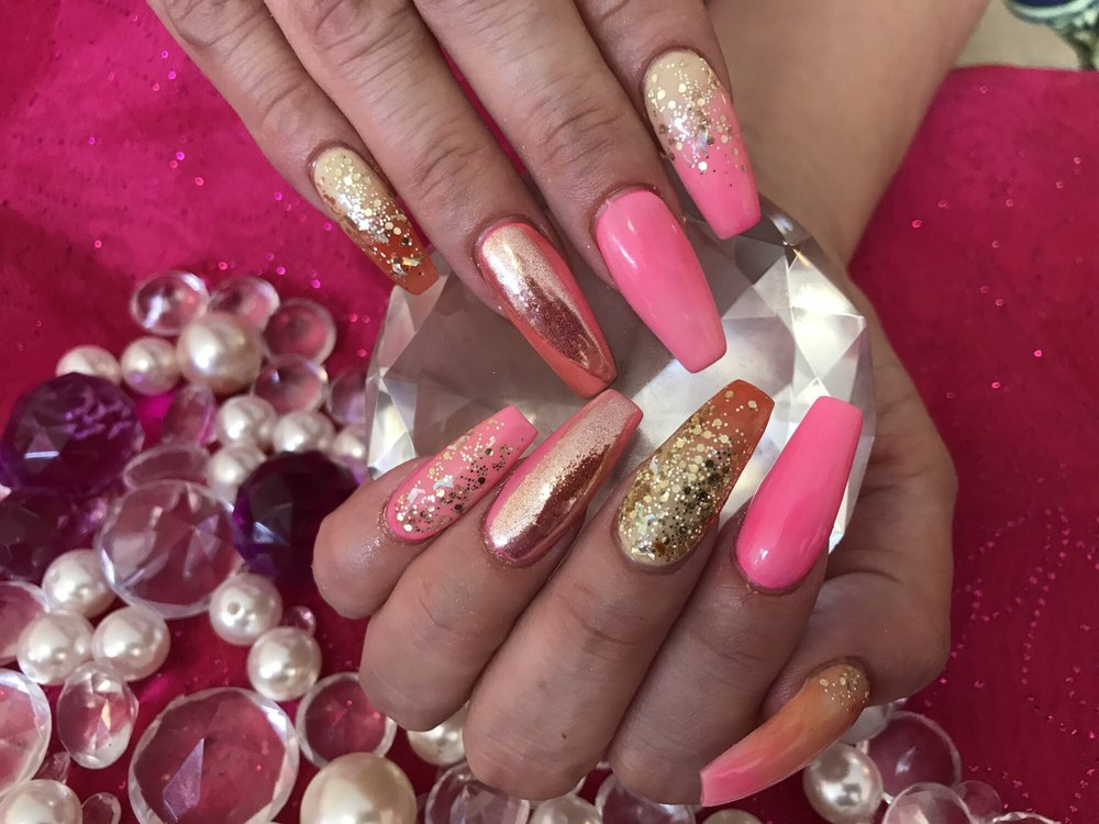 Only at nail art Gallery salon company - Yelp