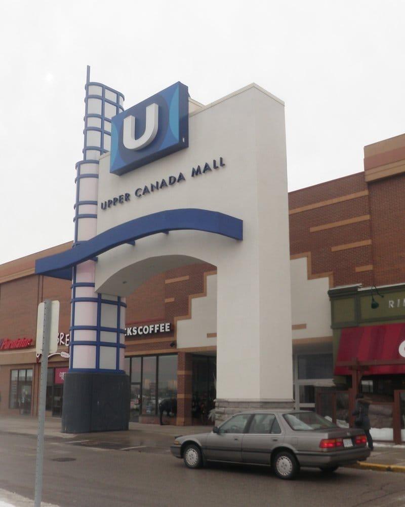 Upper canada mall