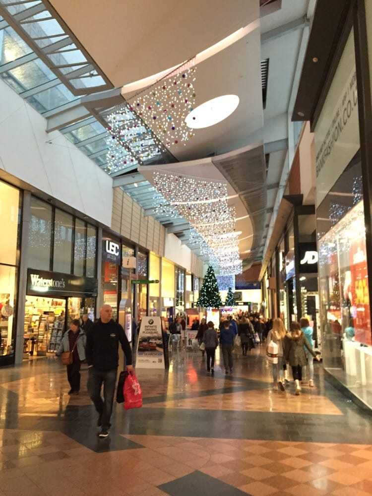 Golden Square Shopping Centre