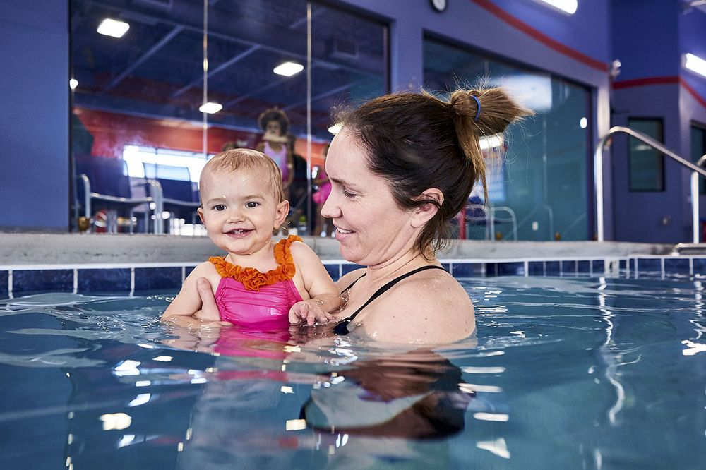 Swimtastic Swim School - Omaha Northwest: 2920 N 118th St, Omaha, NE