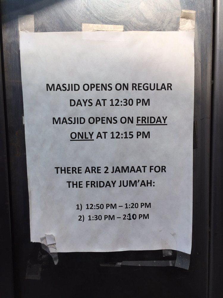 Islamic Society of Mid Manhattan: 154 E 55th St, New York, NY