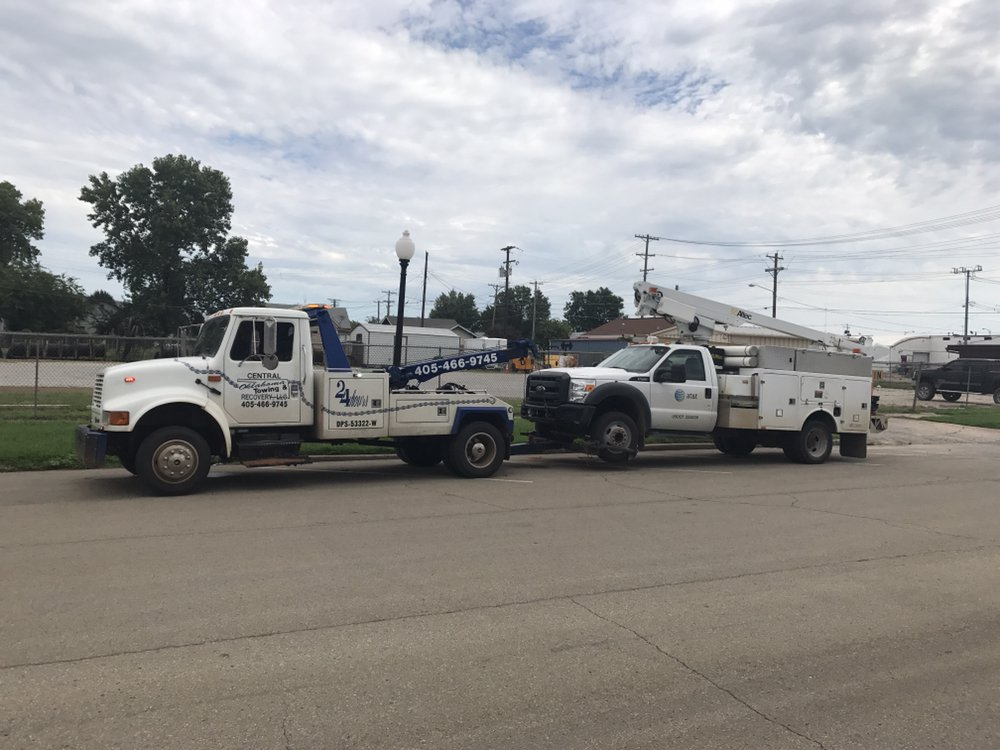Central Oklahoma Towing & Recovery: 7119 S Perkins Rd, Stillwater, OK