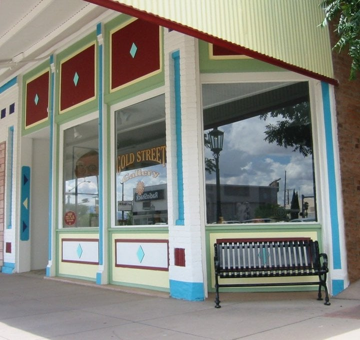 Gold Street Gallery: 112 S Gold St, Deming, NM