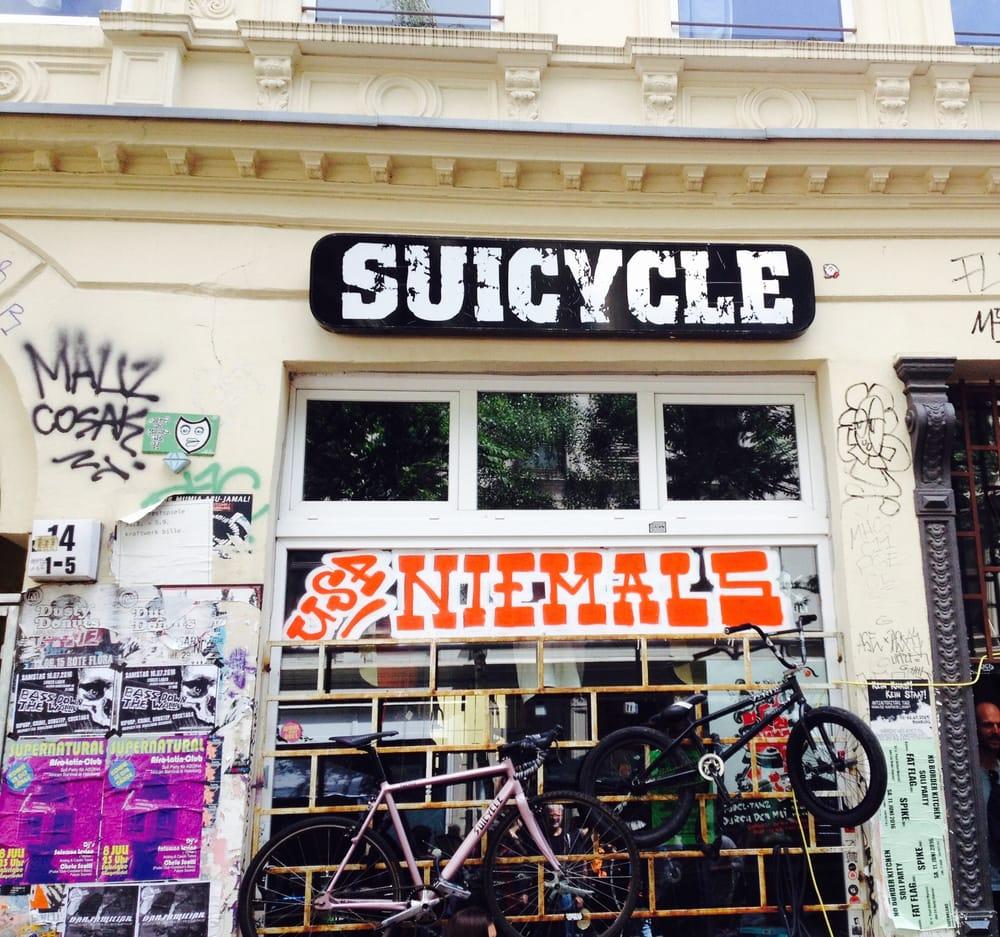 Suicycle - 24 Beiträge - Fahrrad - Wohlwillstr. 12, St. Pauli ...