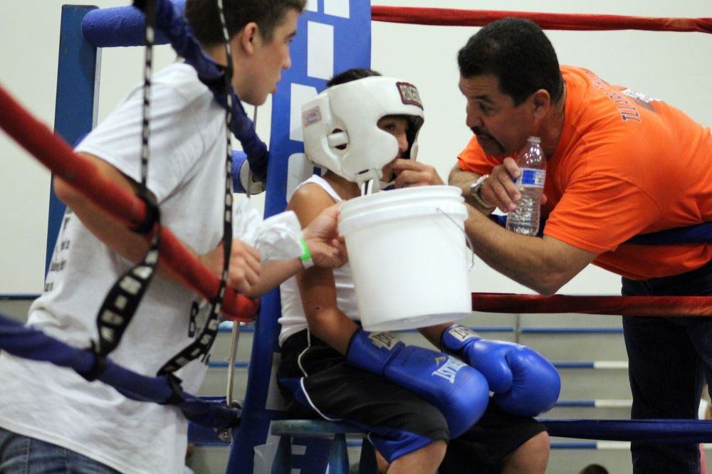 Tulare Athletic Boxing Club: 1331 S O St, Tulare, CA